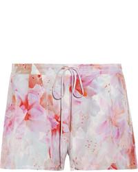 Kain Label Kain Milo Floral Print Silk Crepe De Chine