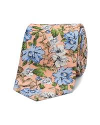 Bonobos Spring Mix Floral Cotton Linen Tie