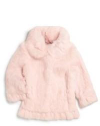 Pink Fluffy Coats for Girls | Girls&39 Fashion