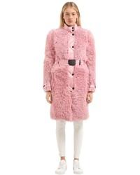 Moncler La Chapelle Fur Down Coat