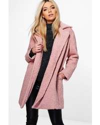 Boohoo Louisa Boutique Teddy Fur Chuck On Coat