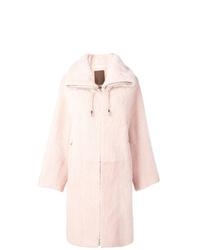 Liska Oversized Collar Coat