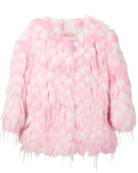 Chloé Fox Fur Coat