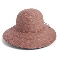 Helen Kaminski Delphina Wide Brim Hat Pink