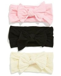 Baby Bling Bow Stretch Headband