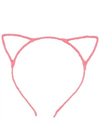 IDS Cute Sexy Attractive Vivid Color Cat Ear Headband Hair Band Pink