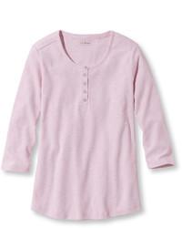Pink henley shirt original 2609511