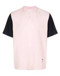 Supreme Two Tone Henley T Shirt