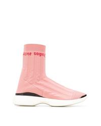 Acne Studios Batilda As Reverse Sneakers