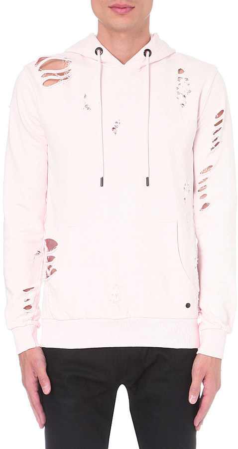 Criminal Damage Shoreditch Hooded Top CP1036