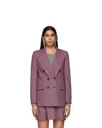 Isabel Marant Etoile Pink Linya Blazer