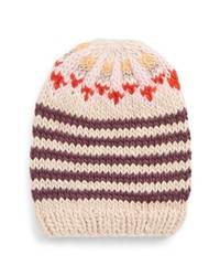 Free People Tullamore Stripe Knit Beanie
