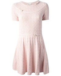 RED Valentino Cable Knit Dress