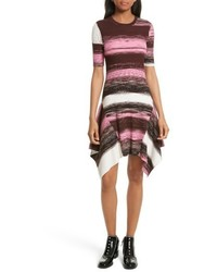 Opening Ceremony Delta Rib Knit Dress