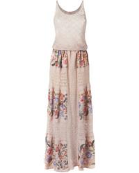 Knit maxi dress medium 3763052