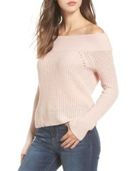 Lofty Off The Shoulder Pullover
