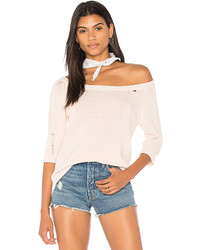 Nation Ltd. Nation Ltd Nolita Off The Shoulder Sweater