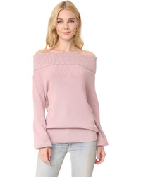 Fuzzi Off Shoulder Top