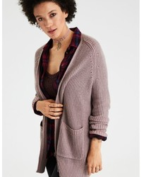 Slouchy plaited knit cardigan medium 6754960