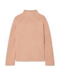 By Malene Birger Aleyah Oversized Wool Blend Turtleneck Sweater
