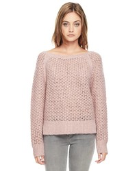 Juicy Couture Oversized Mesh Sweater