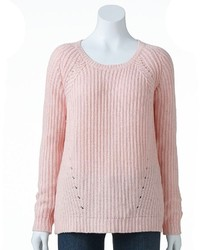 Sonoma Life Style Ribbed Sweater