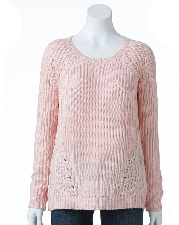 Sonoma Life Style Ribbed Sweater | Where to buy & how to wear