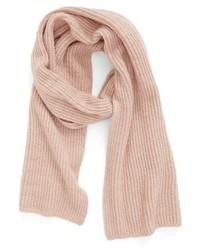 Caslon rib knit scarf medium 817518