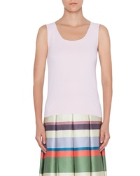 Akris Punto Sleeveless Knit Top