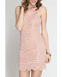 She Sky Lace Cami Dress