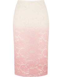 Prorsum dip dyed lace skirt medium 639507