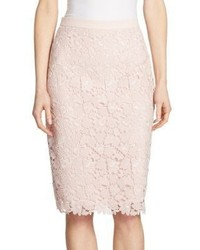 Lace pencil skirt medium 3725870