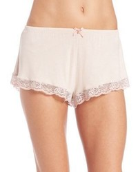 Lace trimmed shorts medium 635650