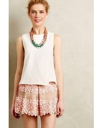 Tracy Reese Phebe Skirted Shorts