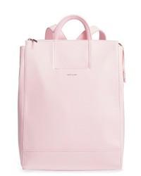 Katherine faux leather backpack beige medium 3752650