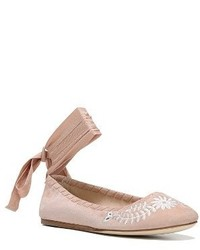 Baylie tie ballet flat medium 4065057