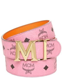 MCM Belt New M Auto Reversible