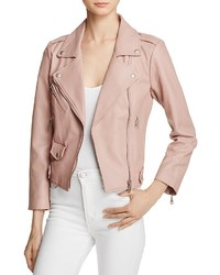 Rebecca Minkoff Wes Leather Moto Jacket 100%
