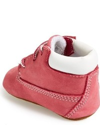 Timberland Crib Bootie With Hat