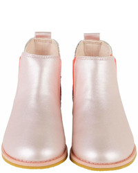 Mayoral Glitter Leather Boots