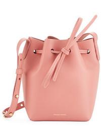 Calf leather mini mini bucket bag medium 3745802