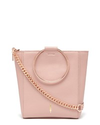 THACKE R Le Bucket Leather Bag