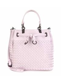 Bottega Veneta Small Bucket Leather Shoulder Bag