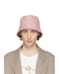 Loewe Pink Classic Bucket Hat