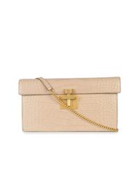 Oscar de la Renta Alibi Clutch Bag