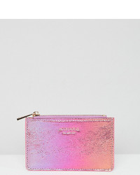 Accessorize Disco Pink Card Holder
