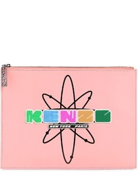 Kenzo Essential Atomic Leather Pouch