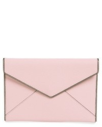 Leo envelope clutch black medium 3752608