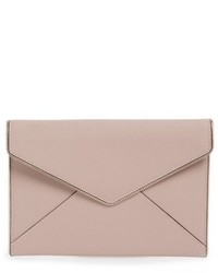 Leo envelope clutch pink medium 4950336