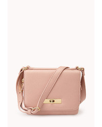 Forever 21 Everyday Faux Leather Crossbody